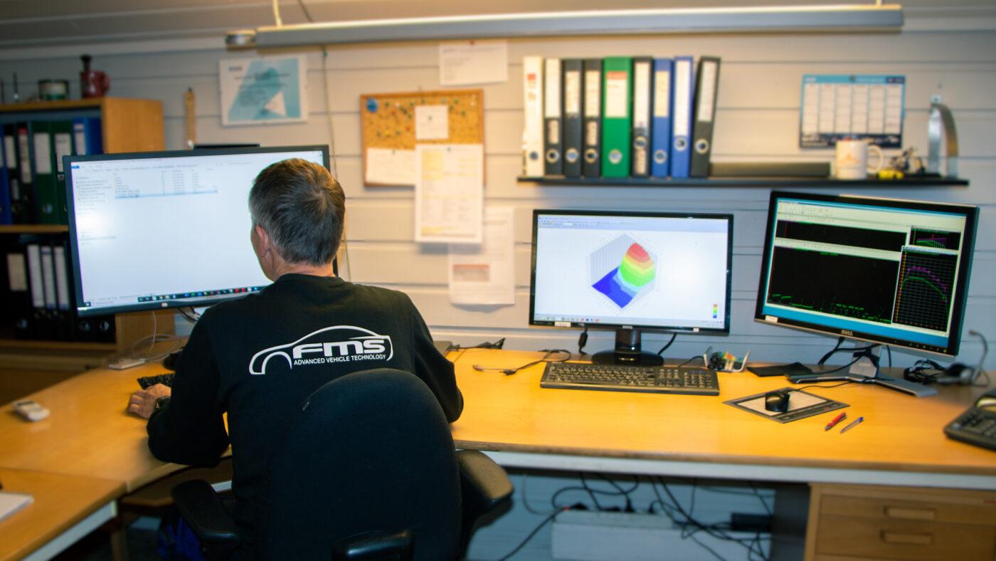 utvikling software tuning fms
